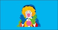 clown,color,material,feature