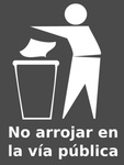 spanish,trash,sign,media,clip art,public domain,image,png,svg