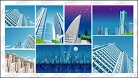 modern,city,landscape,city vector,construction,material