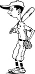 time,ball,player,cartoon,caricature,man,person,athlete,sport,baseball,media,clip art,externalsource,public domain,image,svg