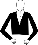 suit,man,face,faceless,silhouette,media,clip art,public domain,image,png,svg