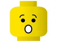 lego,smiley,shocked,toy,face,emoticon,sad,surprised