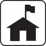 scout,house,park,map,pictograph,symbol,sign,cartography