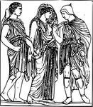 hermes,orpheus,eurydice,ancient,greek,art,mythology,mercury,underworld,afterlife,relief,media,clip art,externalsource,public domain,image,png,svg,wikimedia common,wikimedia common,wikimedia common,wikimedia common