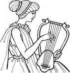 lyre,musical,instrument,people,woman,music,ancient,musical instrument,string instrument,line art,black and white,contour,outline,media,clip art,externalsource,public domain,image,png,svg,wikimedia common,psf,wikimedia common,wikimedia common,wikimedia common
