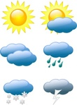 weather,symbol,sun,cloud,rain,snow,storm,nature,media,clip art,public domain,image,png,svg
