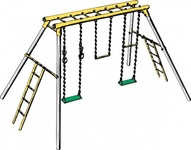 swing,media,clip art,externalsource,public domain,image,png,svg,ladder,gym,playset,uspto,exercise