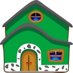 green,house,energy,building,home,media,clip art,public domain,image,png,svg