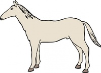 horse,animal,mammal,media,clip art,externalsource,public domain,image,svg,png
