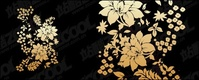 practical,flower,pattern,material