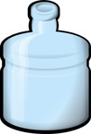 jonata,water,bottle,media,clip art,public domain,image,png,svg,plastic,cartoon blackborder,clipart_issue