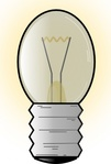 electronic,light,bulb