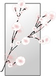 spring,blossom,cherry,sakura,flower,pink,grey,tree,branch,twig