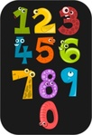 kablam,number,animal,numeral,cartoon,counting,math