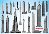 skyscraper,tower,city,skyline