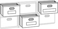 file,cabnet,drawer,media,clip art,public domain,image,png,svg,nasa,file,drawer,file cabinet,office,furniture,file,drawer