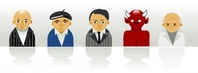 strange,personal,icon,person,people,cartoon,color,avatar,daemon,old,man