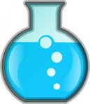 flask,icon,remix,laboratory,science,chemistry,clip art,media,public domain,image,png,svg