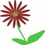 flower,idea,need,nature,herb,plant,media,image,png,clip art,public domain,svg