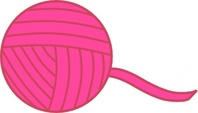 pink,ball,yarn,string,media,clip art,public domain,image,png,svg