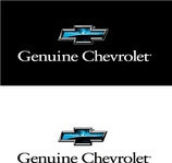 chevrolet,genuine,logo