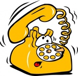 ringing,phone,phonr,telephone,cartoon,yellow