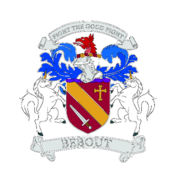 Bebout,Family,Crest