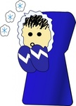 nlyl,cold,media,clip art,public domain,image,png,svg,child,kid,winter,glove,blue,glove