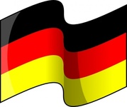 waving,german,flag,germany,colour