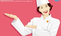 female,chef
