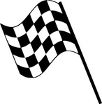 checkered,flag,clip