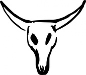 valessiobrito,skull,media,clip art,public domain,image,svg,cow,line art,death,animal,mammal,skeleton