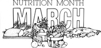 national,nutrition,month,march,clip