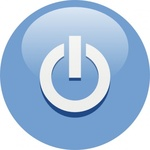 blue,power,button,remix,icon,design,interface,switch,off,glossy,toggle,webdesign,remix problem