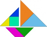 tangram,asian,game