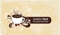 banner,coffeecup