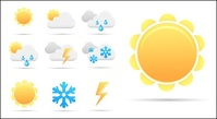 simple,weather,icon,vector,material