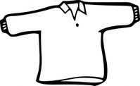 shirt,outline,epa,epa sunwise,clothing,long sleve,coloring book,line art,cartoon