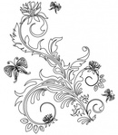 floral,ornament,ornament,ornamental,design,ornament,design