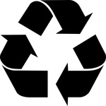 recycling,symbol,fix,tag,silhouette,line art,recycle,sign