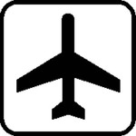 airport,sign,board