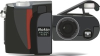 digital,camera,nikon,coolpix,computer,icon,entertainment,electronics,icon,icon
