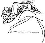 child,sleeping,person,sleep,bed,media,clip art,externalsource,public domain,image,png,svg