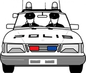 police,media,clip art,externalsource,public domain,image,png,svg,car,auto,saab