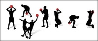 basketball,action,figure,picture