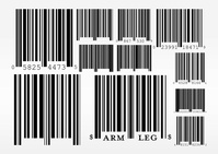 Free download of CS4 Barcode Plugin vector graphics and illustrations