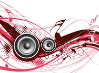 abstract,music,musical,speaker