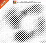 dot,element,free vector,halftone,pattern,spotted,half tone,hexagram