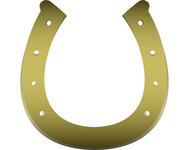 gold,golden,horse,lucky,horseshoe,horse shoe,golden horseshoe