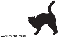 black cat,halloween,cat,silhouette,kitty,animal,october 31,spooky,scary